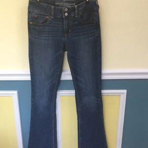 👖AEO boot leg jeans